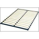 slatted bed base extendable 195cm length