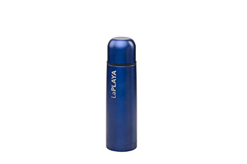 LaPlaya Thermoproducts Mercury Thermos, Blu (blau/grau), 7 x 7 x 25 cm
