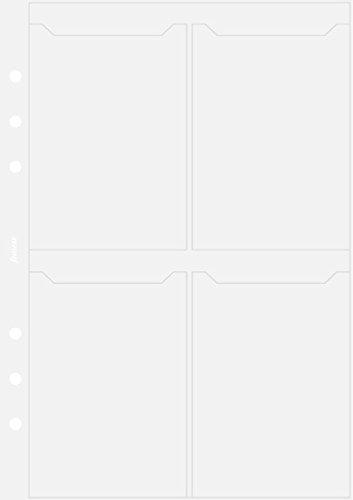 Filofax 343616 Visitenkartenhülle A5