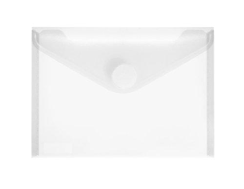 PP-Umschlag A6quer, transparent klar
