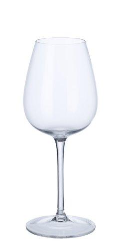 Villeroy & Boch Purismo Specials Verre à vin blanc frais et pétillant, 400 ml, Cristal, Transparent