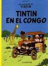 R- Tintin en el Congo (LAS AVENTURAS DE TINTIN RUSTICA) por Herge