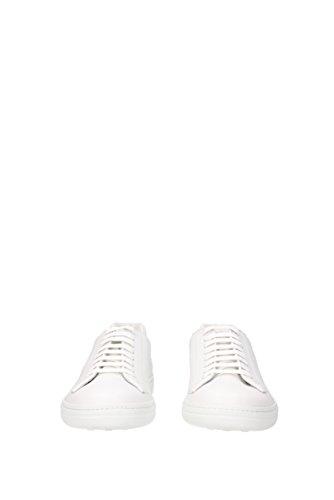 Sneakers Churchs mirfield Uomo - Pelle (EEG003ANTICCALF) EU Bianco