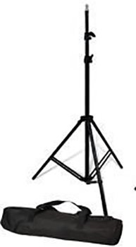 Hanumex Umbrella Photo Video Studio Lighting Photography Stand-Black with Carry Case