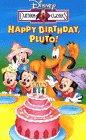 Happy Birthday Pluto [VHS]