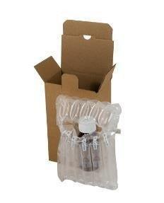 PARRETT Aufbewahrung–pharmazeutische Flasche airsac, Post Pack 250ml (250-ml-pack)