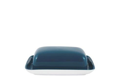 Kahla - Porcelaine pour les Sens 202602A70773A Pronto Colore Beurrier Anguleux Bleu/Vert