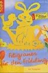 Filigranes für den Frühling aus Tonkarton - Angelika Kipp