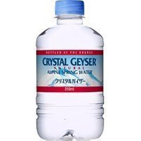 pet cristallo Geyser alpino Spring Water / Otsuka Foods 310ML X 24 presenti