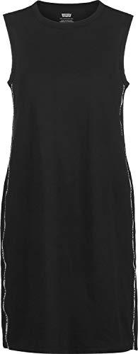 Levi's  ® Logo Tape W Kleid Meteorite (Levi Kleider Für Frauen)