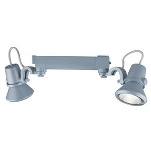 Contempo Single (Jesco Lighting LHV904P20-S Contempo Series Line Voltage Track Head for L 2-Wire Single Circuit Track System, Silver by Jesco Lighting Group)