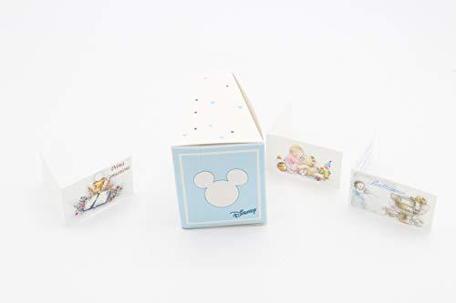 Florentina n.20 scatola portaconfetti forma fetta torta mikey stars disney