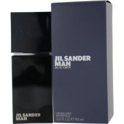 Jil Sander Man, homme/man, Eau de Toilette, 90 ml