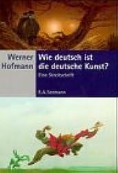 Wie deutsch ist die deutsche Kunst?