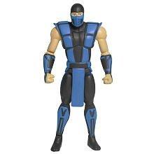 Kombat 10cm Figur MK2 Klassischer Ninja Sub-Zero ()