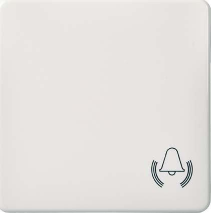 Preisvergleich Produktbild Elso Wippe Universal Taster Symbol mit Klingel Fab, braun, 233102