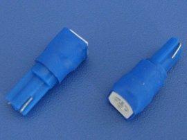 T5 1 LED bleu