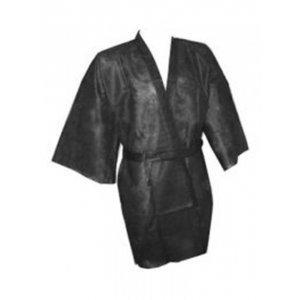 kimono-desechable-tnt-negro-100uds