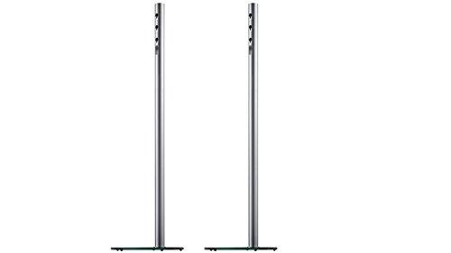 Canton 03173 LS 250.2 Lautsprecherständer schwarz/Silber
