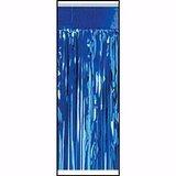 """Table Fringe - Blue (14' X 30"""")"""