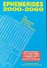 Ephémérides rosicruciennes 2001-2060 : A zéro heure par Collectif