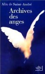 Archives des anges : Essai