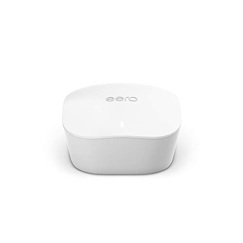 Presentamos el router/extensor wifi de malla eero