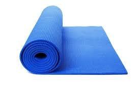 Iris Yogamat_3Mm PVC Yoga Mat (Multicolor)