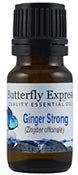 Butterfly Express Ginger Sweet Essential Oil. 10 ml. 100% Pure, Undiluted, Therapeutic Grade. by Butterfly Express par  Butterfly Express