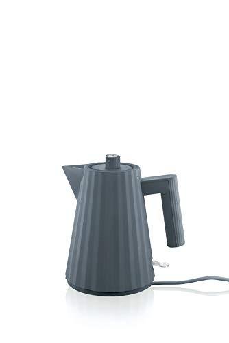 Alessi MDL06/1 G Elektrischer Wasserkocher, grau