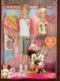 Barbie und Ken love Disney