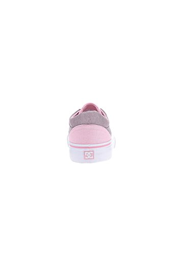 DC Shoes  Trase Tx Se G, Sneakers Basses fille Rose