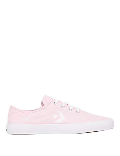 Converse Women's Costa Sneakers Pink in Size 40