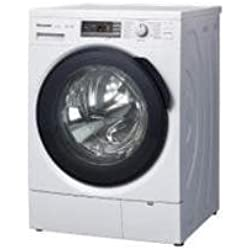 Panasonic NA-140VG4 freestanding Front-load 10kg 1400RPM A+++ White washing machine - washing machines (Freestanding, Front-load, White, LED, 150°, 70 L)