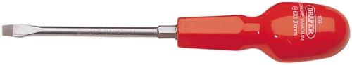 6 X 100 mm Schlitz-Schraubendreher mit breiter Spitze-Schraubendreher Griff für Werkzeugschränke...