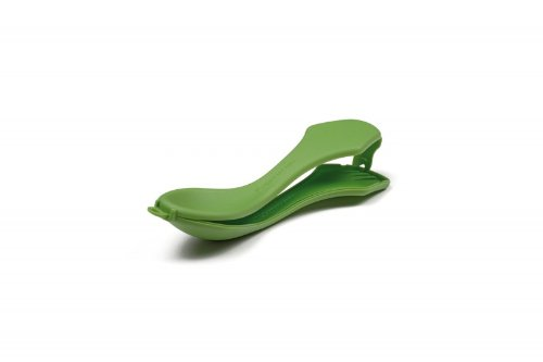 Spork Case - Besteckkoffer / Tasche für Besteckset, Farbe:grün (Löffel Spork)