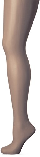 Fiore Damen Strumpfhose Feinstrumpfhose Sava / Classic, 15 DEN, Gr. Large (Herstellergröße:4), Grau (Graphite 002)