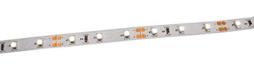 Halemeier LED Flex, 60 LEDm unvergossen, 5000 mm, 2900-3000 K, 12 V DC, 4,8 w/m Ministecker sw, beidseitig steckbar, warmweiß 5520019