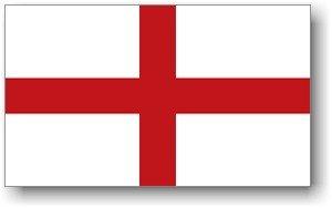 2x Autofahne Autoflagge England WM Fußball Handball Fahne Flagge