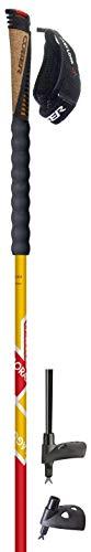 Cober Unisexe Freestyle Infinity bâton 110 cm, Noir, Taille Unique