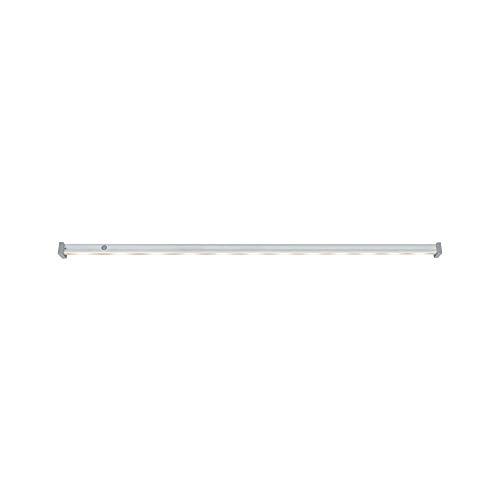 Paulmann 704.99 Function DressLight Kleiderstange kürzbar IR-Sensor 110cm LED Alu 4x1,5VAAA 70499 Schrankbeleuchtung Lichtleiste Bewegungsmelder -
