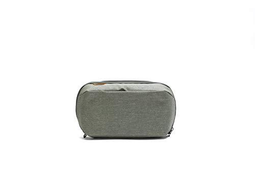 Peak Design BWP-SG-1 Sac à roulettes Nylon Gris 2,5 L - Sacs à roulettes (Nylon, Gris, Uniforme, Fermeture éclair, 2,5 L, 260 mm)