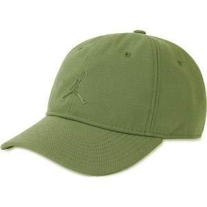 size 40 84b62 5c740 Nike Boy`s Air Jordan Baseball cap (Palm Green(9A1922-E5B)