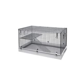 2-Tier Wire Cage for Ferret Rat and Chinchilla 3