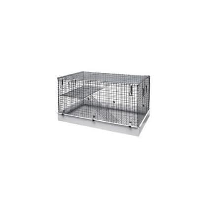 2-Tier Wire Cage for Ferret Rat and Chinchilla 1