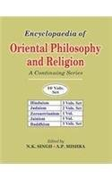 Encyclopadia of Oriantal Philosphy and Religion (Hinduism, Judaism, Zoroastrianism, Jainism and Budhism) par A P Mishra N K Singh
