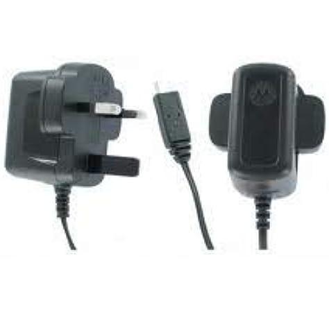 Micro USB Charger 3 Pin Plug Motorola