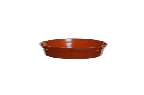whitefurze-g04114-garden-pot-saucer-for-75-10cm-pot-terracotta-set-of-5
