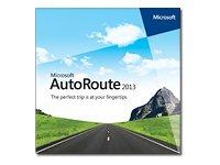 Vollversion AutoRoute Euro 2013/ Windows / deutsch / DVD