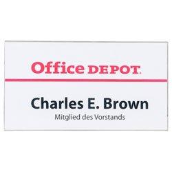 office-depot-porte-nom-avec-pince-combi-1520797-transparent-lot-de-50